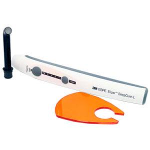Lampara de fotocurado Elipar DeepCule-L de la marca 3m. Deposito Dental Dentalmex Online