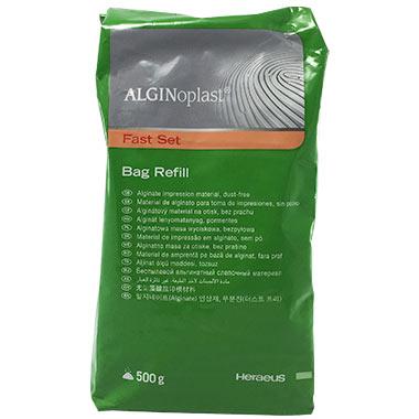 Alginato alginoplast de 500 gramos, de la marca Kulzer. Deposito Dental Dentalmex Tienda Online