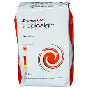 Alginato para impresiones dentales Tropicalgin con 453 gramos. Deposito Dental Dentalmex Tienda Online