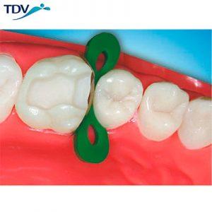 Cuñas elásticas interdentales de la marca TDV Zeyco. Deposito Dental Dentalmex Online