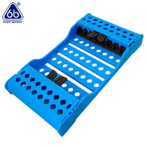 Cassette para autoclave de la marca 6b invent. Deposito Dental Dentalmex Online