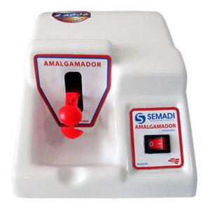 Amalgamador sin timer de la marca Semadi. Deposito Dental Dentalmex Online