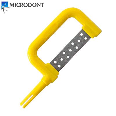 Arcos striping en grano fino de la marca Microdont. Deposito Dental Dentalmex Tienda Online